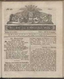 Der Bote aus der Grafschaft Glatz, 1831, nr 40