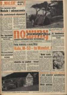 Nowiny Jeleniogórskie : magazyn ilustrowany ziemi jeleniogórskiej, R. 4, 1961, nr 30 (174)