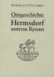 Ortsgeschichte von Hermsdorf unterm Kynast