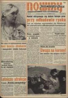 Nowiny Jeleniogórskie : magazyn ilustrowany ziemi jeleniogórskiej, R. 4, 1961, nr 34 (178)