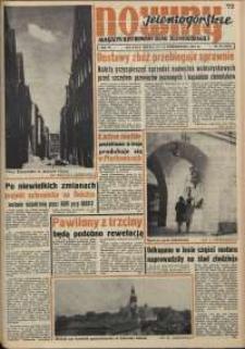 Nowiny Jeleniogórskie : magazyn ilustrowany ziemi jeleniogórskiej, R. 4, 1961, nr 40 (184)