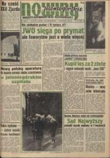 Nowiny Jeleniogórskie : magazyn ilustrowany ziemi jeleniogórskiej, R. 4, 1961, nr 43 (187)