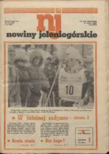 Nowiny Jeleniogórskie : tygodnik społeczny, R. 33, 1990, nr 10 (1569)