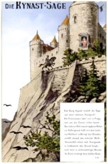 Jelenia Góra - Sobieszów - zamek Chojnik [Dokument ikonograficzny]