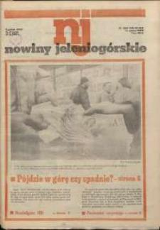 Nowiny Jeleniogórskie : tygodnik Polskiej Zjednoczonej Partii Robotniczej, R. 32, 1989, nr 47 (1555)