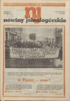 Nowiny Jeleniogórskie : tygodnik Polskiej Zjednoczonej Partii Robotniczej, R. 32, 1989, nr 49 (1557)