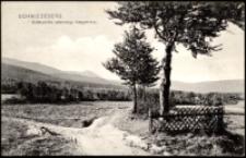 Schmiedeberg : Cottbushöhe (ehemalige Galgenhöhe) [Dokument ikonograficzny]