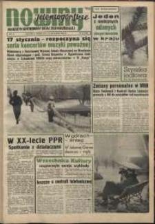 Nowiny Jeleniogórskie : magazyn ilustrowany ziemi jeleniogórskiej, R. 5, 1962, nr 2 (198)