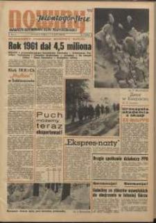 Nowiny Jeleniogórskie : magazyn ilustrowany ziemi jeleniogórskiej, R. 5, 1962, nr 5 (201)