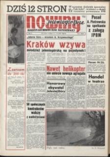 Nowiny Jeleniogórskie : magazyn ilustrowany ziemi jeleniogórskiej, R. 5, 1962, nr 6 (202)