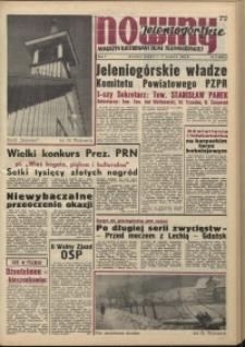 Nowiny Jeleniogórskie : magazyn ilustrowany ziemi jeleniogórskiej, R. 5, 1962, nr 9 (205)