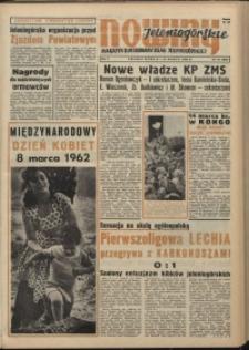 Nowiny Jeleniogórskie : magazyn ilustrowany ziemi jeleniogórskiej, R. 5, 1962, nr 10 (206)