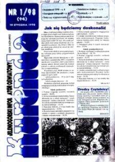 Kurenda : jeleniogórski informator oświatowy, 1998, nr 1 (94)