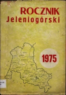 Rocznik Jeleniogórski, T. 13 (1975)