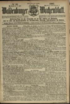 Waldenburger Wochenblatt, Jg. 47, 1901, nr 53