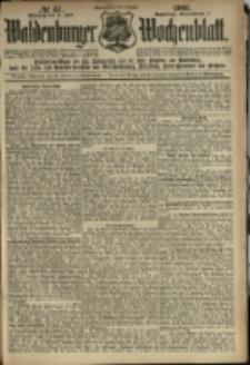 Waldenburger Wochenblatt, Jg. 47, 1901, nr 57