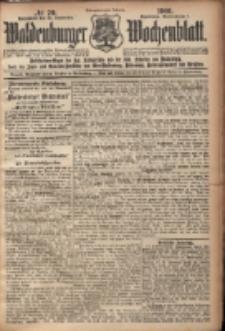 Waldenburger Wochenblatt, Jg. 47, 1901, nr 76