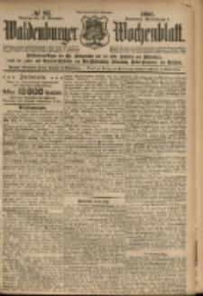 Waldenburger Wochenblatt, Jg. 47, 1901, nr 93