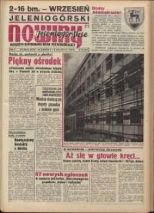 Nowiny Jeleniogórskie : magazyn ilustrowany ziemi jeleniogórskiej, R. 5, 1962, nr 35 (231)