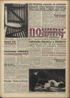 Nowiny Jeleniogórskie : magazyn ilustrowany ziemi jeleniogórskiej, R. 5, 1962, nr 39 (235)