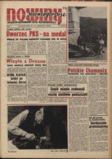 Nowiny Jeleniogórskie : magazyn ilustrowany ziemi jeleniogórskiej, R. 5, 1962, nr 45 (241)