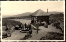 Karkonosze - źródła rzeki Łaby / Elbguelle (po str. czeskiej) [Dokument ikonograficzny]