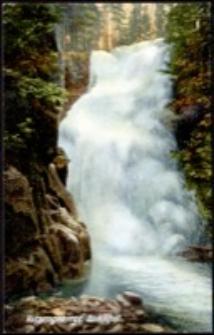 Karkonosze - Wodospad Kamieńczyka [Dokument ikonograficzny]