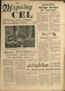 """Wspólny cel : Dwutygodnik załogi """"Celwiskozy"""" , 1958, nr 19"""