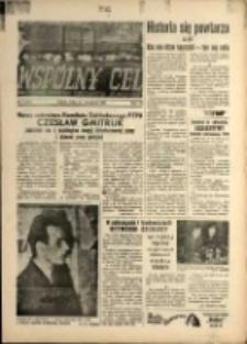 """Wspólny cel : Dwutygodnik samorządu robotniczego """"Celwiskozy"""" , 1959, nr 6 (101)"""