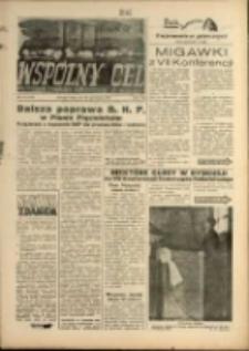 """Wspólny cel : Dwutygodnik samorządu robotniczego """"Celwiskozy"""" , 1959, nr 19 (114)"""