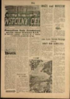 """Wspólny cel : Dwutygodnik samorządu robotniczego """"Celwiskozy"""" , 1959, nr 21 (116)"""