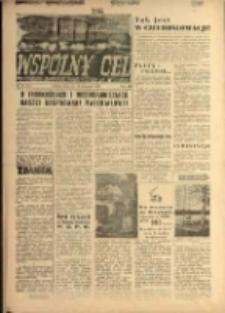"""Wspólny cel : Dwutygodnik samorządu robotniczego """"Celwiskozy"""" , 1959, nr 23 (118)"""