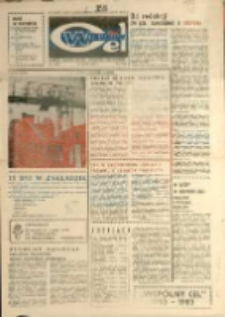 """Wspólny cel : Gazeta załogi ZWCH """"Chemitex - Celwiskoza"""" , 1983, nr 2 (867)"""