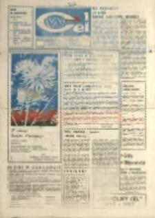 """Wspólny cel : Gazeta załogi ZWCH """"Chemitex - Celwiskoza"""" , 1983, nr 20 (885)"""
