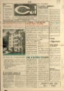 """Wspólny cel : Gazeta załogi ZWCH """"Chemitex - Celwiskoza"""" , 1983, nr 27 (892)"""