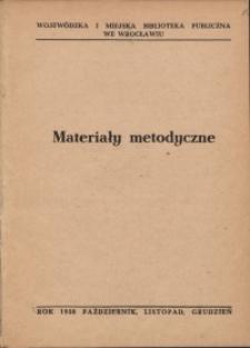 Materiały metodyczne, 1956, nr 2