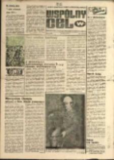 """Wspólny cel : Gazeta samorządu robotniczego """"Celwiskozy"""" , 1979, nr 4 (739)"""