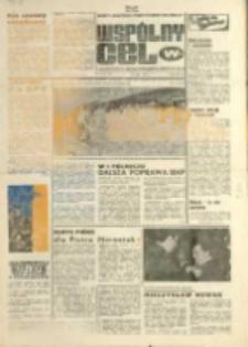 """Wspólny cel : Gazeta samorządu robotniczego """"Celwiskozy"""" , 1979, nr 19 (754)"""