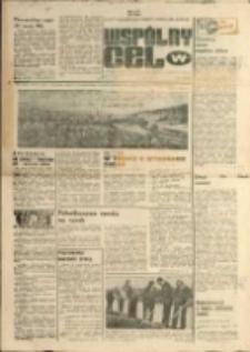 """Wspólny cel : Gazeta samorządu robotniczego """"Celwiskozy"""" , 1979, nr 21 (756)"""