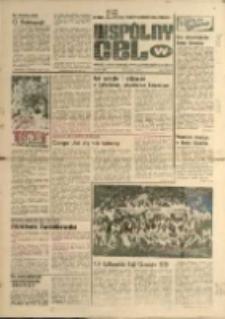 """Wspólny cel : Gazeta samorządu robotniczego """"Celwiskozy"""" , 1979, nr 23 (758)"""