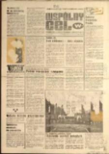 """Wspólny cel : Gazeta samorządu robotniczego """"Celwiskozy"""" , 1979, nr 25 (760)"""