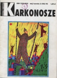 Karkonosze: Kultura i Turystyka, 1995, nr 3 (203)