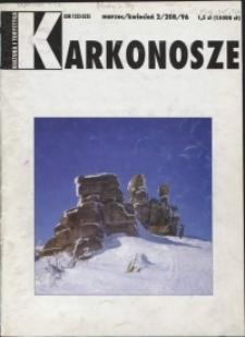 Karkonosze: Kultura i Turystyka, 1996, nr 2 (208)