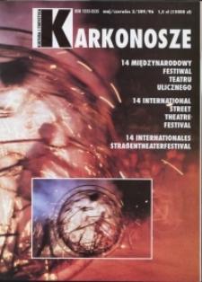 Karkonosze: Kultura i Turystyka, 1996, nr 3 (209). Wydanie specjalne