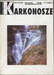 Karkonosze: Kultura i Turystyka, 1996, nr 4-5 (210-211)