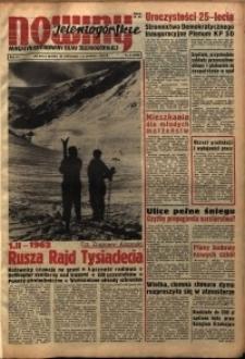 Nowiny Jeleniogórskie : magazyn ilustrowany ziemi jeleniogórskiej, R. 6, 1963, nr 5 (253)