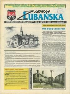 Ziemia Lubańska, 1993, nr 2