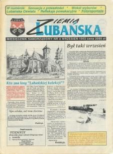 Ziemia Lubańska, 1993, nr 4