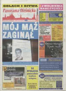 Panorana Oleśnicka, 2005, nr 7