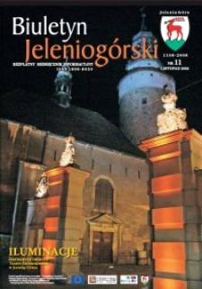 Biuletyn Jeleniogórski : bezpłatny miesięcznik informacyjny, 2008, nr 11
